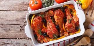 cuisiner une cuisse de poulet comment réussir la cuisson des cuisses de poulet femme actuelle