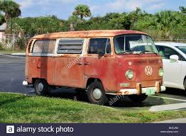 volkswagen microbus a beat up old volkswagen microbus stock photo royalty free image
