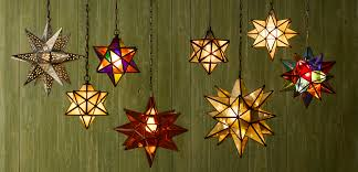 Moravian Star Ceiling Mount by Moravian Star Ceiling Light Winda 7 Furniture All About Lamps