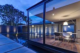 House With Central Courtyard Steel House Plans Amazing Design Home Ideas Picture Gallery Images