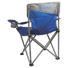 coleman big n tall quad chair target