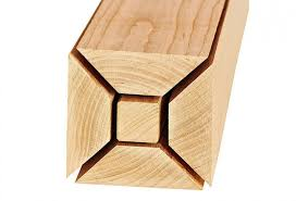 how to taper 4x4 table legs the money smart and attractive way to build thick legs