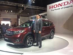 mobil honda brv honda brv india prices review specifications mileage images