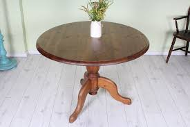 does round table deliver quality solid pine round table uk wide delivery in eastbourne