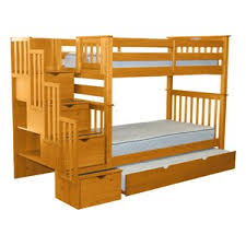 Bunk Bed With Stairs And Trundle Bunk U0026 Loft Beds With Stairs