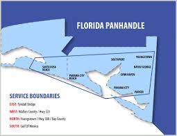 Panama City Beach Florida Map by Air Conditioning Repair U0026 Installation Service Roussos A C