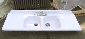 Remarkable Simple Cast Iron Kitchen Sinks  Cast Iron Wall Hung - Cast iron kitchen sinks with drainboard