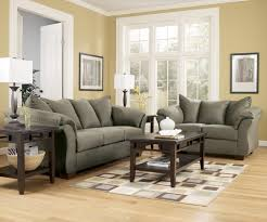 signature design by ashley darcy sage contemporary sectional