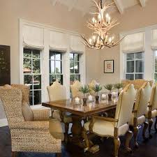 Wicker Dining Chairs Design Ideas