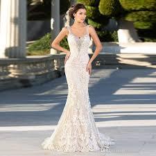 Cheap Wedding Dresses For Sale Zuhair Murad Wedding Dresses 2016 Mermaid Lace Appliques