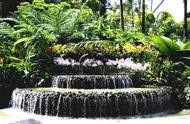 Home Design Garden Show Fountains Make Splash At Northwest Flower And Garden Show Entrance