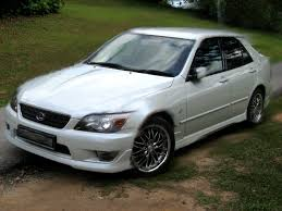 lexus is200 for sale a revived knight u0027s tale