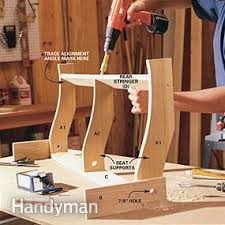 Swing Bench Plans How To Build A Porch Swing U2014 The Family Handyman