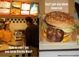 Meme Burger - cody wingard on twitter berniemac rip funny meme memes
