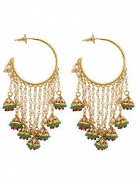 latkan earrings jhumkas earrings latkan jhumka earrings online shopping india