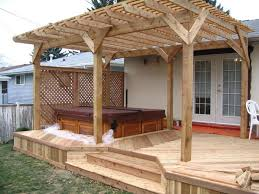 Patio Designs With Pergola by 713 Best Pergola Images On Pinterest Patio Ideas Backyard Ideas