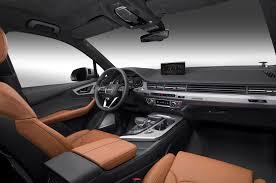 Audi Q7 Diesel Mpg - 2017 audi q7 e tron tdi quattro first look