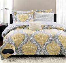 yellow and grey home decor yellow and grey comforter sets 2039