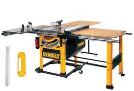 dewalt table saw rip fence extension dw746 table saw woodworking talk woodworkers forum