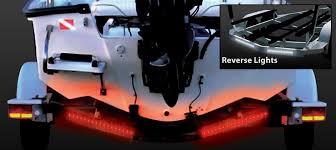 led boat trailer lights trailer fire ice led kit plasmaglow