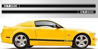 mustang decals mustang gt 350 stripe vinyl decal stripe garage