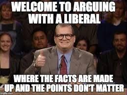 Liberal Meme - liberal logic imgflip
