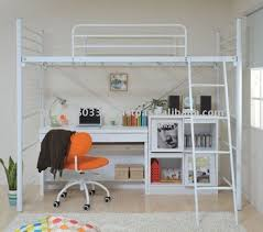 Metal Bunk Bed With Storage Space Reasonable Buy Metal Bunk - Metal bunk bed with desk