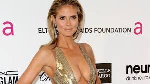 nude pics of demi moore heidi klum pose nude in new photo book see the photo