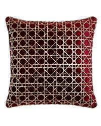 strongwater pillows strongwater trellis pattern pillow 20 sq