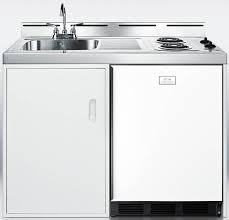 small kitchen sink and cabinet combo summit 48 inch combination kitchen