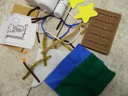 holiday craft kit marshmallow nativity craft kits lot of 24 kids