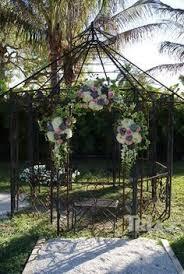 Wedding Arches Miami 0066 Aisledecor Triasflowers Weddings Events Flowers Elegant