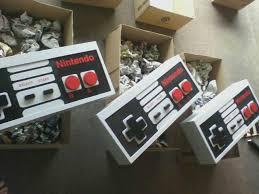 Nintendo Controller Coffee Table Nes Controller Coffee Table 4 Game Life