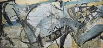 peter lanyon mural studies abstract critical