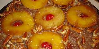 spiced pineapple upside down cake recipe genius kitchen