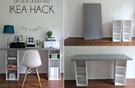 small desk with shelves desk with side shelves inspiring white and grey set up small space