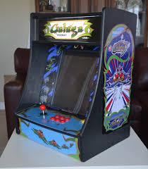 Galaga Arcade Cabinet Gameroom Designs Galaga Bartop U2022 Gameroom Designs
