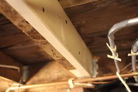 how to fix a broken floor joist a concord carpenter
