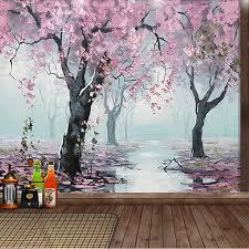 3d mural custom size 3d mural wallpapers 3d room wallpaper landscape china