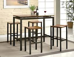Pub Bar Table Pub Height Chairs Lovable Dining Bar Table With Bar Height Dining