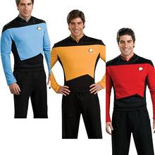 Star Trek Halloween Costume Popular Star Trek Costumes Buy Cheap Star Trek Costumes Lots