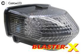 buy cbr 600 2006 2012 honda cbr 600rr blaster x integrated tail light custom led
