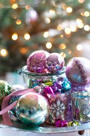 374 best amethyst purple pink teal christmas trees and decor