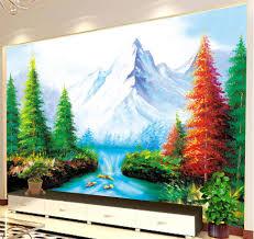 online shop custom wallpaper papel de parede hd 3d landscape