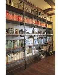 Industrial Looking Bookshelves by Diy Bookshelf Projects 5 You Can Make In A Weekend Creative