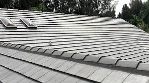 Flat Tile Roof Flat Tile Roof Replacement In Davie Miami General Contractor