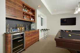 Wet Bar Makeover Game Room Wet Bar Design Ideas