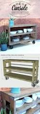Build Outdoor Tv Cabinet Tv Stand Wheel This Tv Cabinet Into Place For Movies And Home