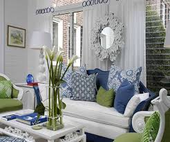 Best Decorating With Blue  Green Images On Pinterest Blue - Color scheme ideas for living room
