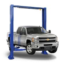Low Ceiling 2 Post Lift by 2 Post Car Lifts Best Buy Automotive Equipment